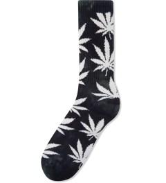 HUF Jade Tie-dye Plantlife Crew Socks Picture