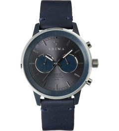 TRIWA Steel Blue Nevil Monochrome Watch Picture