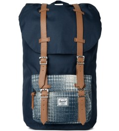 Herschel Supply Co. Navy Cabin Little America Backpack Picutre