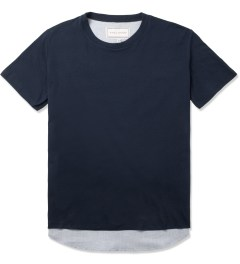 Still Good Navy Dots Jazz Back Panel T-Shirt Picture