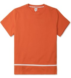 Opening Ceremony Burnt Orange Zipper Gusset T-Shirt Picture