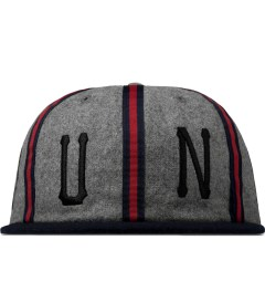 Undefeated Heather Grey Panel Cap Picutre
