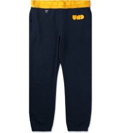 Undefeated Navy Capitol Sweatpants Picutre