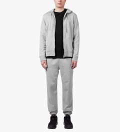 SUNSPEL Black Sweat Top Sweater Model Picutre