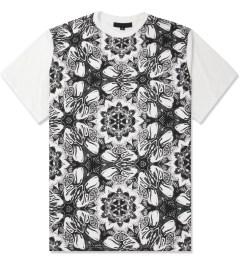 Black Scale White Hand of Satan T-Shirt Picture