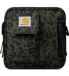 Carhartt WORK IN PROGRESS Cypress Panther Print Essentials Bag Picutre