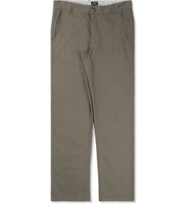 HUF Olive Fulton Chino Pants Picture