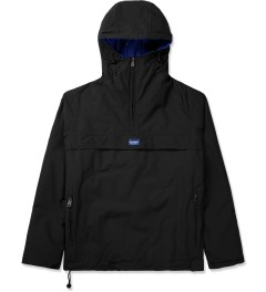 Penfield Black ELK Pullover Hooded Anorak Picture