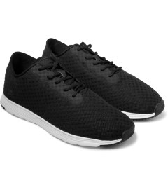 Ransom Black/White Field Lite Shoes Model Picutre