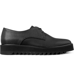 Surface to Air Charcoal Carbon Derby Shoes Picture