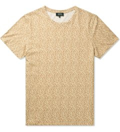 A.P.C. Beige Safari T-Shirt Picture