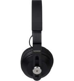 Nocs Black NS900 Live Headphones Model Picture