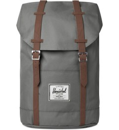 Herschel Supply Co. Grey Retreat Backpack Picutre