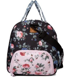 Herschel Supply Co. Black Floral/Pink Floral/Blue Floral Novel Duffle Bag Model Picutre