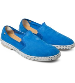 Rivieras Blue Sultan 10 Shoes Model Picutre