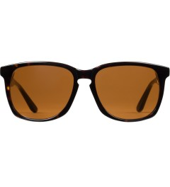 Stussy Dark Tortoise/Brown Zoey Sunglasses Picutre