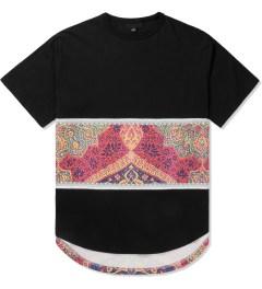 Black Scale Black Ban Religion T-Shirt Picutre