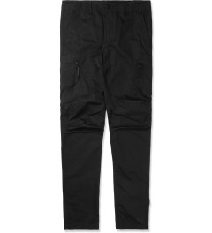 maharishi Black Long Fitted Cargo Pants Picture