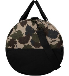Carhartt WORK IN PROGRESS Camo Mitchell/Black Adams Duffle Bag Model Picutre