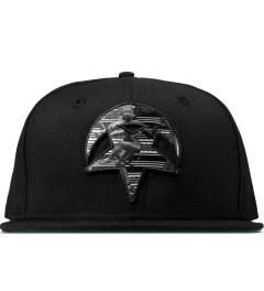 Black Scale Black Shiva Star New Era Cap Picture
