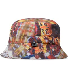 Hall of Fame Magic Sublimation Bucket Hat Model Picutre