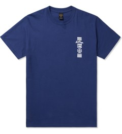 10.Deep Blue Triple Stack T-Shirt Picture