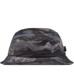 The Quiet Life Black Ocean Bucket Hat Picture