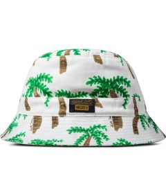 10.Deep White Thompson Fisherman Bucket Hat Picutre