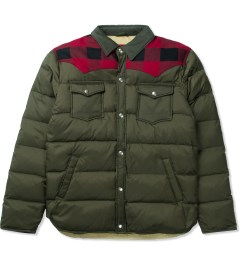 Penfield Olive Rockford Down Insulated Jacket Picture