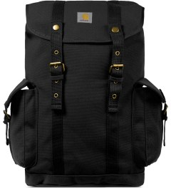 Carhartt WORK IN PROGRESS Black Tramp Backpack Picutre