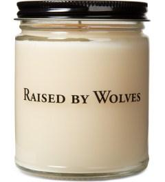 Raised by Wolves Rocks & Pine Joya 8oz Candle Picture