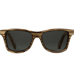Shwood Grey Polarized Canby: Slugger Original Sunglasses Picture