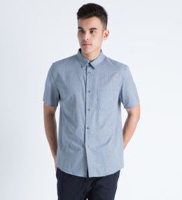 A.P.C. Navy Spring Shirt Picture