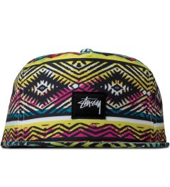 Stussy Multicolor Print Fresh Prince Snapback Picutre
