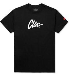 CLSC Black Script T-Shirt Picutre