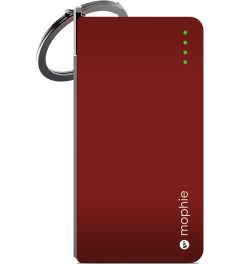 mophie Red Power Reserve Lightning Power Station (2nd Generation) Picutre