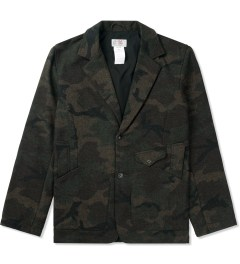 Garbstore Camouflage Rydal Lodge Suit Jacket Picutre