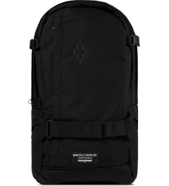 Marcelo Burlon Eastpak x Marcelo Burlon Black Nylon Backpack Picture