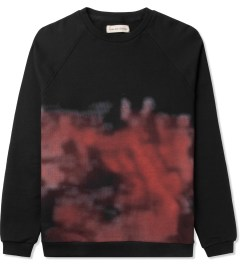 Libertine-Libertine Black/Pink Print Brake Photo Sweater Picutre