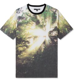 The Quiet Life White Sunset T-Shirt Picutre