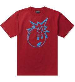 The Hundreds Red Magic Eye Adam T-Shirt Picture
