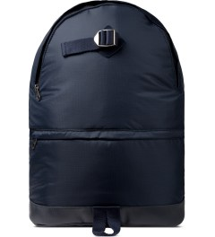 A.P.C. Navy Steven Backpack Picutre