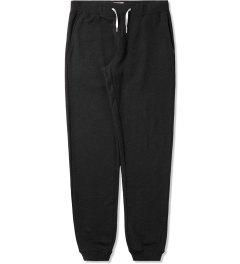 Marshall Artist Black Melange Classic Sweatpants Picutre