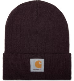 Carhartt WORK IN PROGRESS Burnt Umber Short Watch Hat Picutre