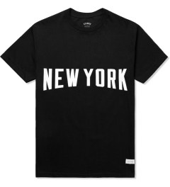 Stampd Black New York T-Shirt Picture