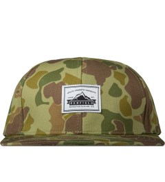 Penfield Camo Kramer Adjustable Cap Picture