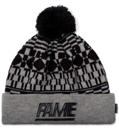 Hall of Fame Black Boulder Beanie Picture