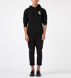 Benny Gold Black Levi Griffin Pullover Sweater Model Picture
