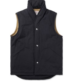 Garbstore Navy Tri Saver Vest Picture
