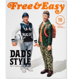 Free & Easy Free & Easy Vol.17 No.192 (October 2014) Picture